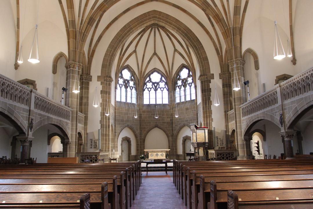 Sanierung der Christuskirche