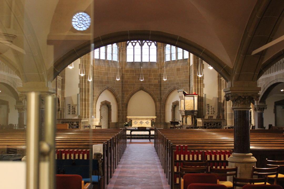 WDR überträgt Gottesdienst live aus der Christuskirche